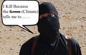 ISIS Global Warming
