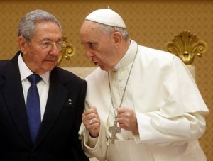 pope and raul