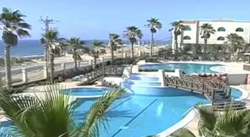 al-Mashtal pool Gaza