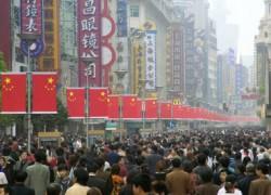 Shanghai-China-Nanjing-Road