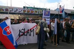 Slovakia-Protests-Islam