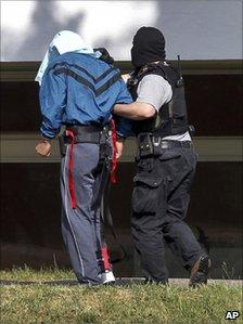 Germany-Arrest-Muslims