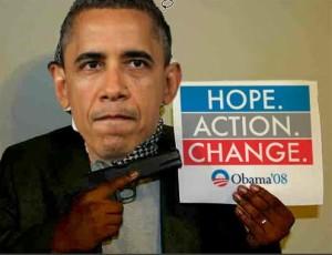 Obama incites murder