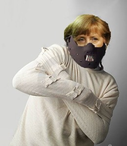 Angela Merkel Insane