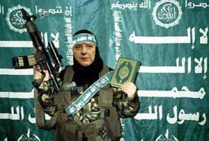 Angela Merkel Terrorist Muslim