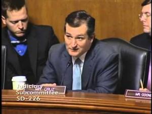 Cruz Overregulation