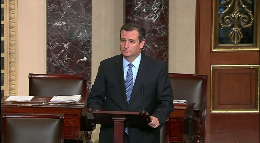 Ted Cruz What Really Is Happening In Washington