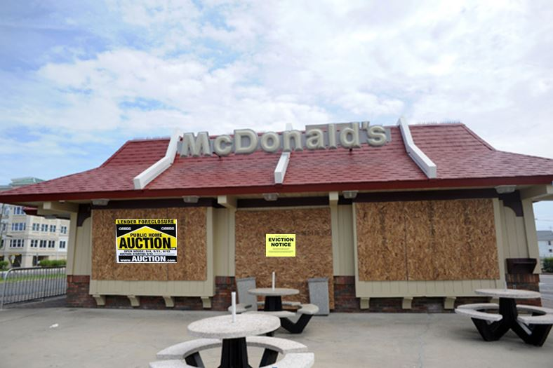 McDonalds is in deep depression and facing its final days – The ...