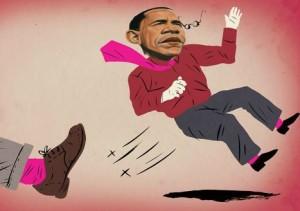 Obama kicked out impeachment