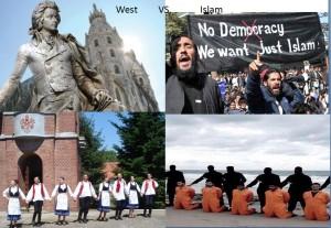 Western Culture vs Islamic