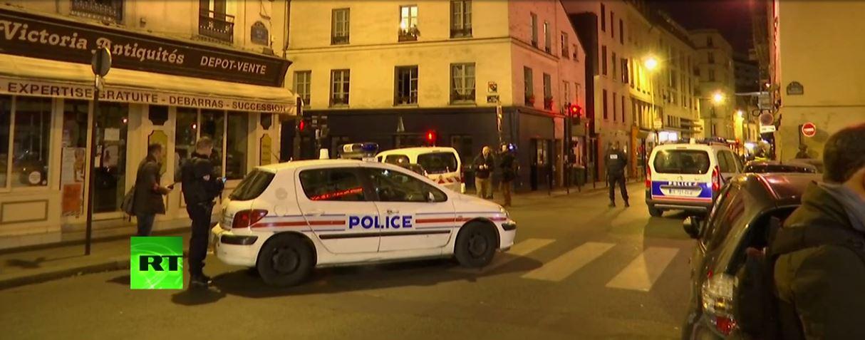 paris under attack