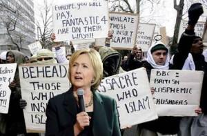 Hillary Clinton Islam