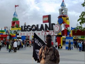 Islam at theme parks