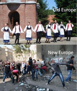new europe Immigration