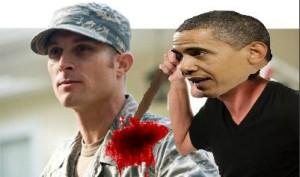 Obama Stabs veterans in back