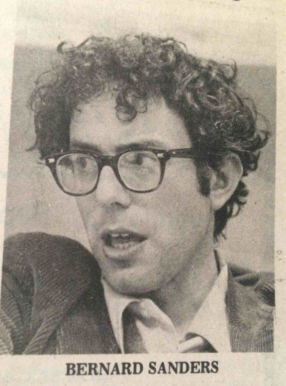 King Of Losers Bernie Sanders Was 40 When He Got His First