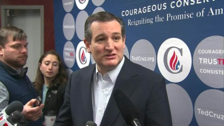 ted cruz south carolina press conference