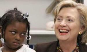 Hillary Clinton Black Vote