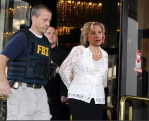 Clinton Arrested by FBI