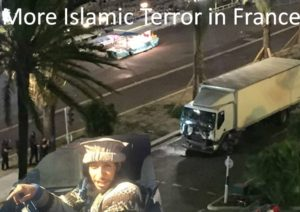 Islamic terror in france
