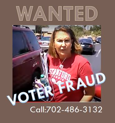 Clinton Voter Fraud Wanted