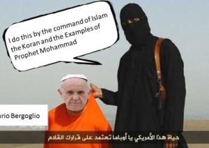 Muslims respond to Pope
