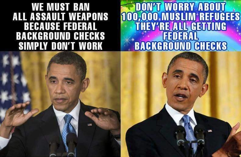 Obama Refugee policy