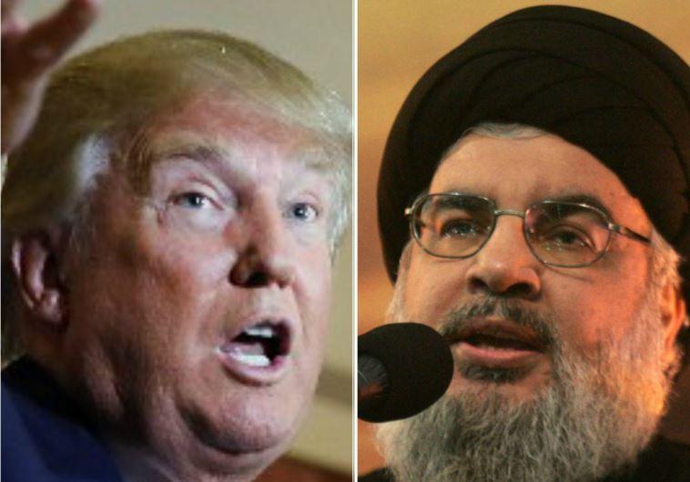 Trump Hezbollah
