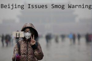 Beijing Smog Pollution