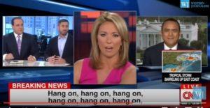 CNN Stunned