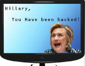 Hillary Hacked