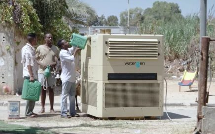 Extracting water from air, Israeli firm Watergen looks to quench global thirst