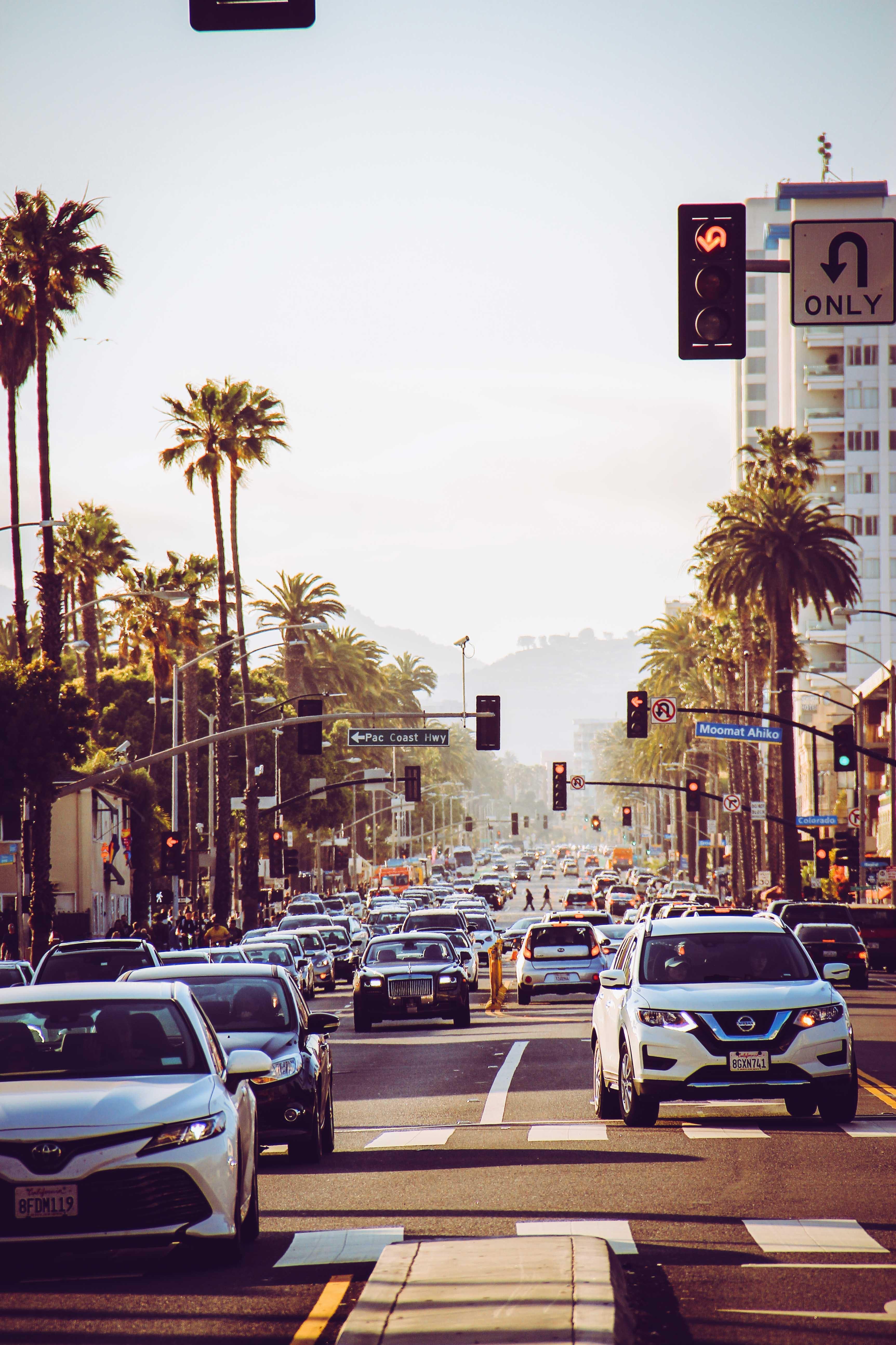 CA Traffic